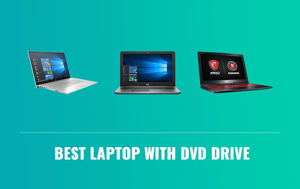 mejor portátil con unidad de DVD