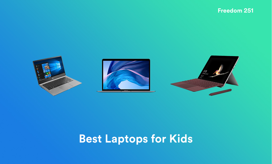 Mejor portátil para niños