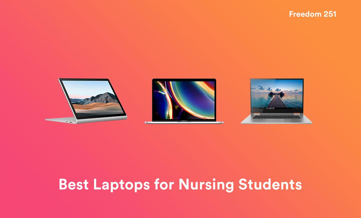 Mejor portátil para estudiantes de enfermería