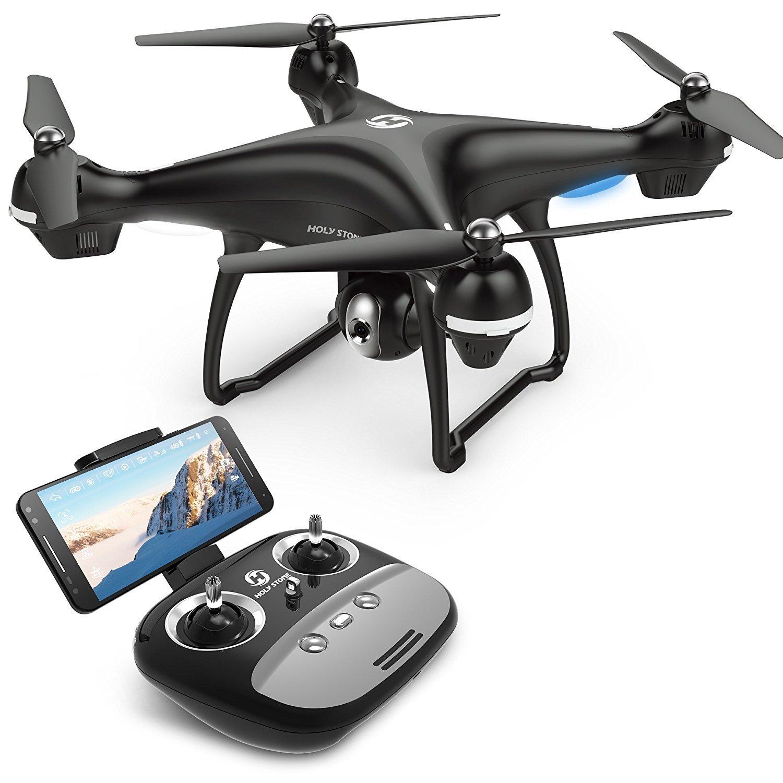 Santa Piedra GPS FPV RC Drone HS100