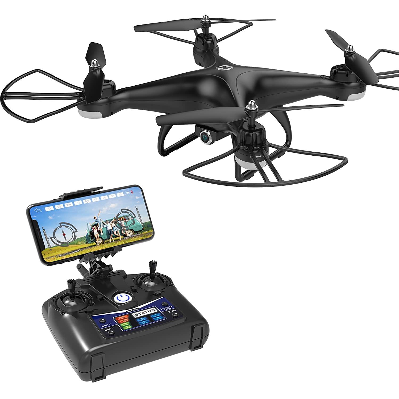 Piedra Sagrada HS110D FPV RC Drone