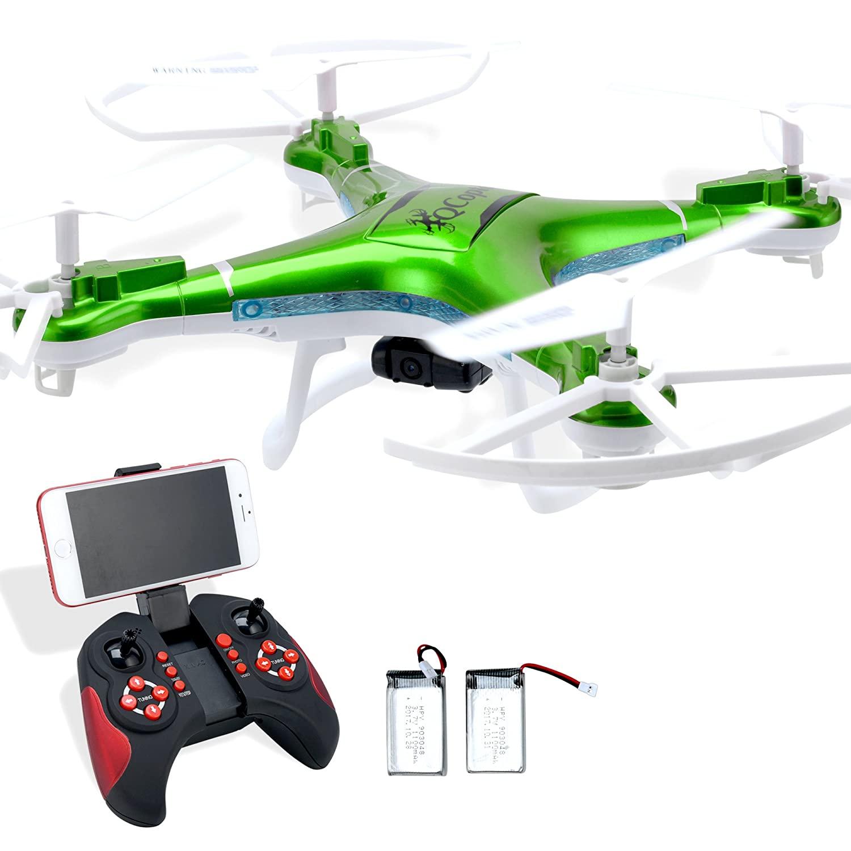 Drone Quadcopter para principiantes