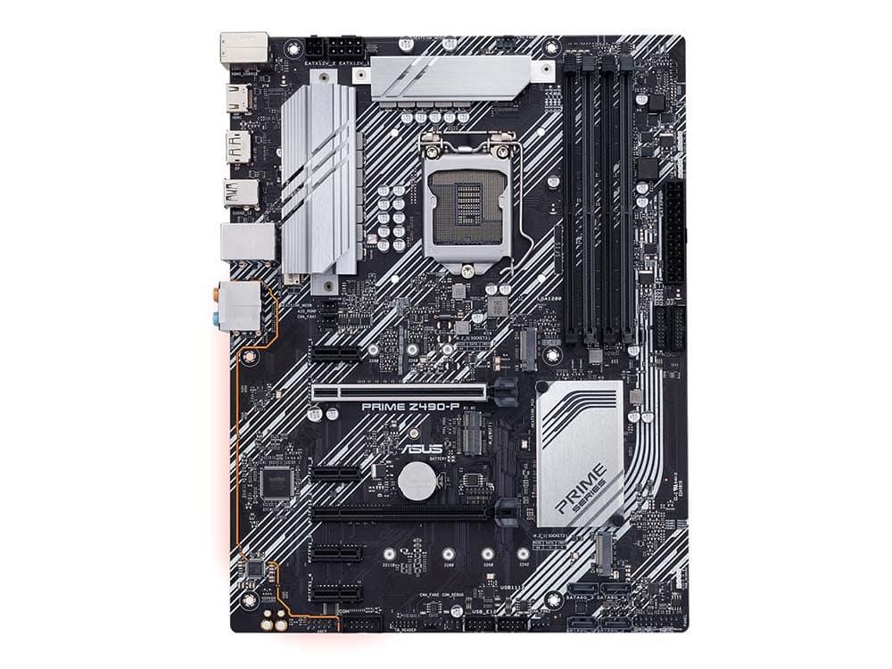 Asus Prime Z490 P