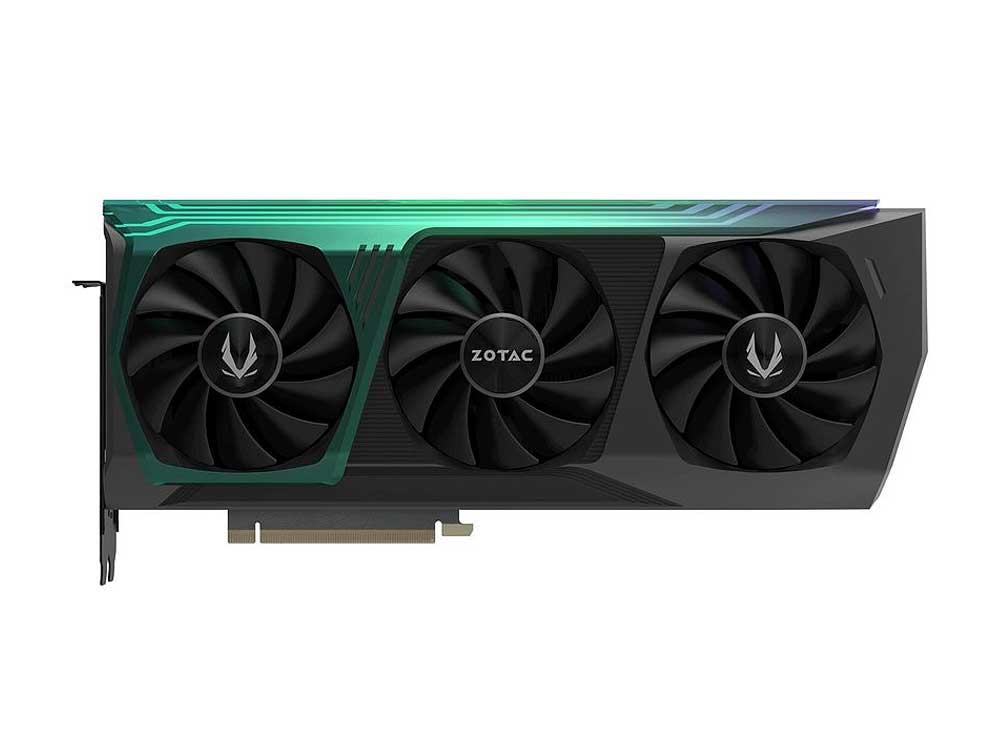 Zotac Gaming Geforce Rtx 3080 Amp Extreme Holo