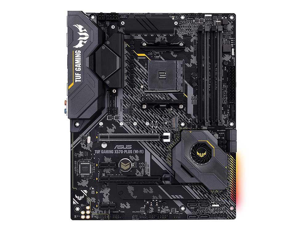 Asus Am4 Tuf Gaming X570 Plus Wifi