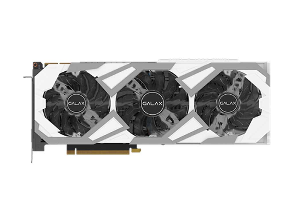 Kfa2 Galax Geforce Rtx 3090 Ex Gamer Blanco