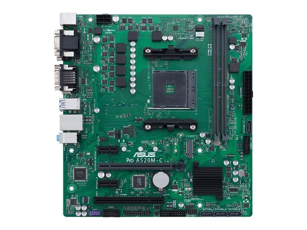 Asus Pro A520M C Csm