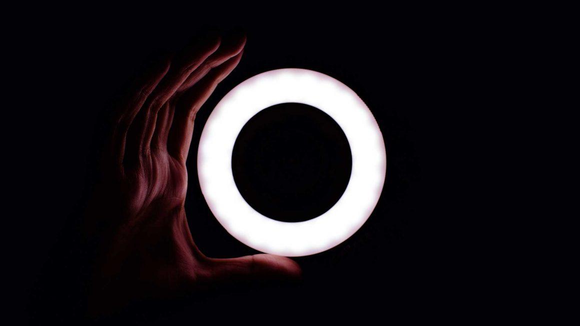 Luz de anillo