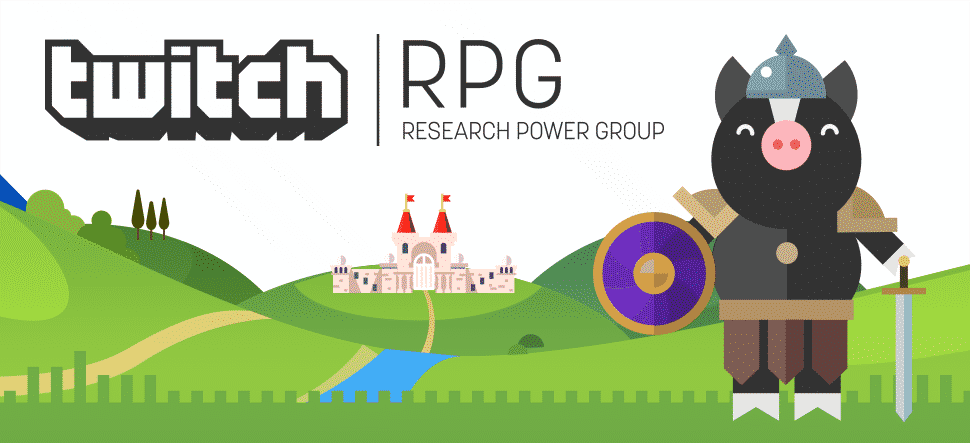 Twitch Research Power Group Twitchrpg